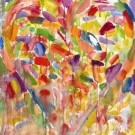 "2006 by Jim Dine, 26"" x 36.5"" 